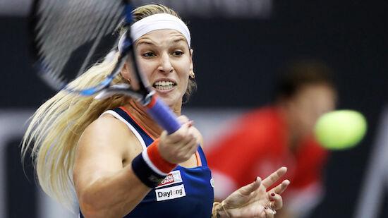 Dominika Cibulkova beendet Karriere