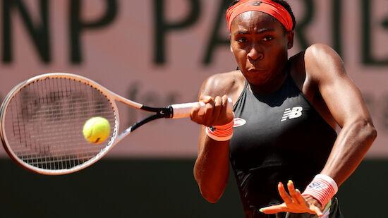 Coco Gauff erstmals in Grand-Slam-Viertelfinale