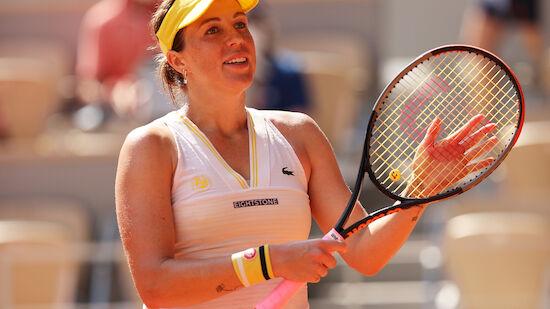 Pavyluchenkova steht im Finale der French Open