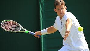 Wimbledon: Thiem zog seine Lehren