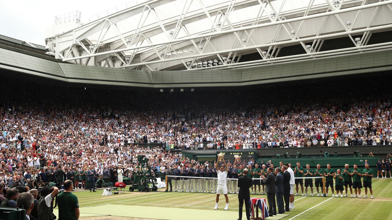 Wimbledon Endspiel