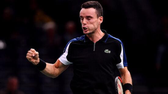 Bautista Agut triumphiert in Doha