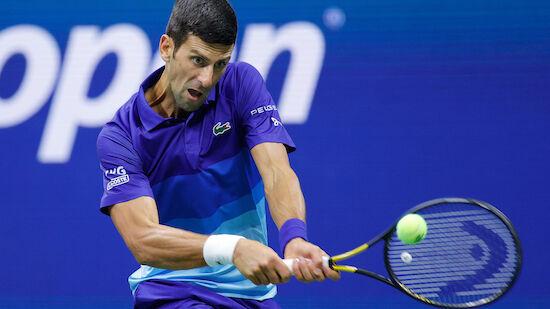 Djokovic nimmt auch Hürde Zverev