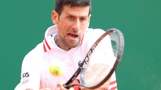 Djokovic stürmt ins Halbfinale von Belgrad