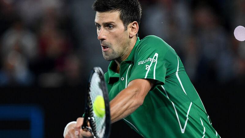 Djokovic fixiert Duell mit Federer