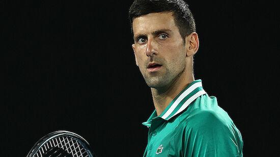 Djokovic kehrt in Miami auf die ATP-Tour zurück