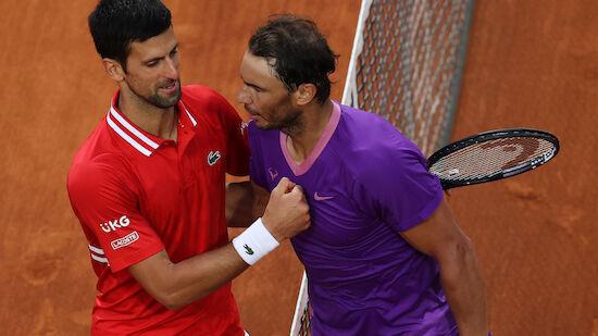 Djokovic-Nadal - das größte Duell aller Zeiten