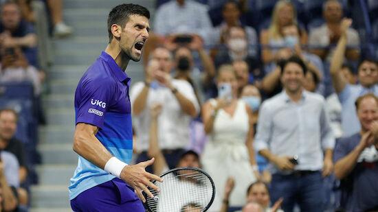 Showdown im Halbfinale: Zverev fordert Djokovic