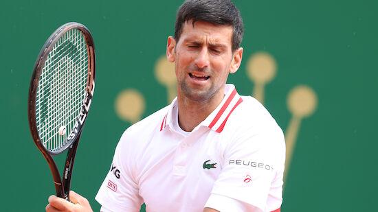 Djokovic und Zverev in Monte Carlo out