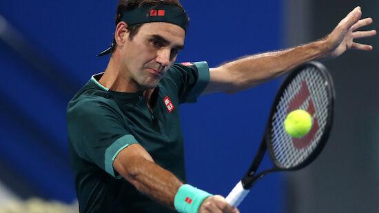 Federer-Sieg bei Comeback nach 405 Tagen