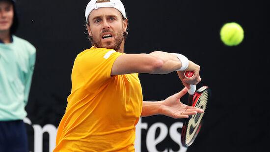 Marach verliert im Achtelfinale von Wimbledon
