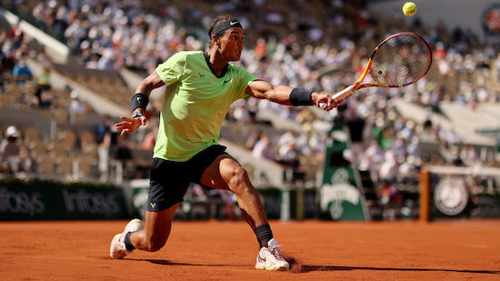Nadal nimmt die Hürde Schwartzman