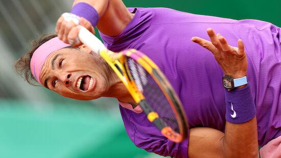 Nadal souverän im Viertelfinale von Monte Carlo