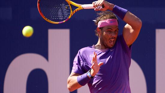Rafael Nadal steht zum 12. Mal im Barcelona-Finale