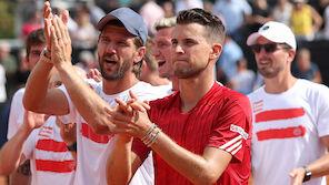 Heimspiel für Österreichs Davis-Cup-Team