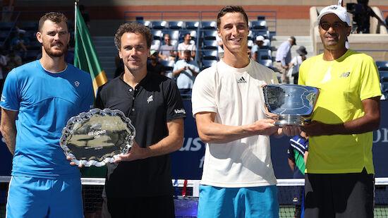 US Open: Doppel-Finale an Ram/Salisbury