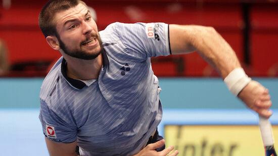 Rodionov verliert in 1. Quali-Runde von Sofia
