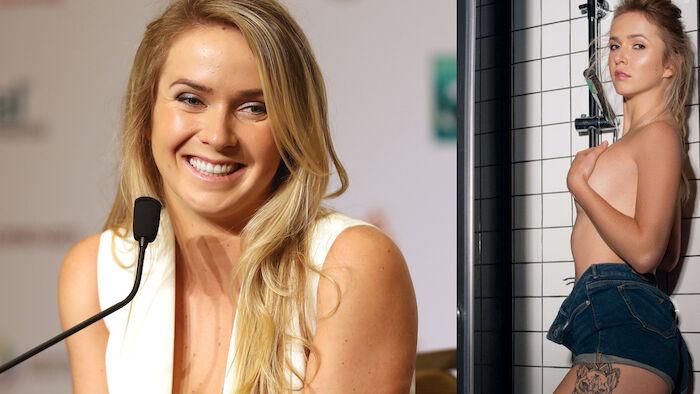 Tennis-Star Svitolina überrascht mit Nackt-Shooting