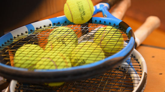 Verband fordert Öffnung der Tennis-Hallen