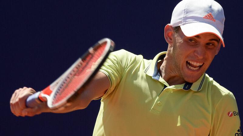 Thiem in Rio fast kampflos im Viertelfinale
