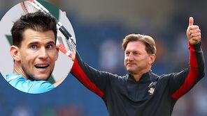 Thiem-Fan Hasenhüttl nach Wimbledon?