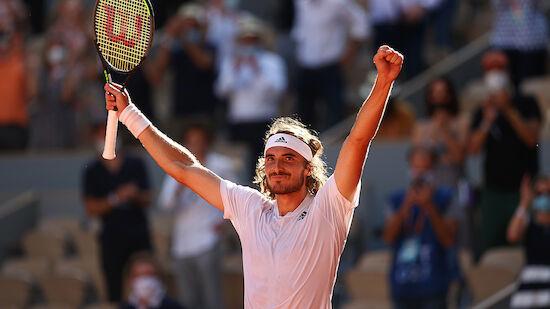 Stefanos Tsitsipas erster French-Open-Finalist