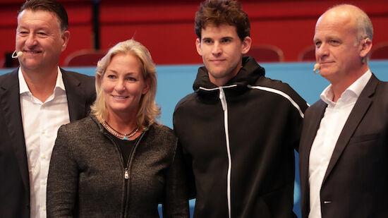 Barbara Rittner als Turnier-Direktorin von Berlin