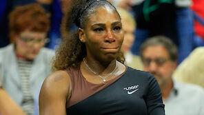 Geldstrafe für Serena Williams