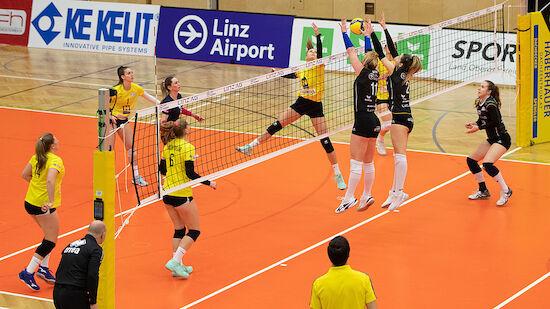 Linz-Steg gegen Sokol/Post um den Finaleinzug