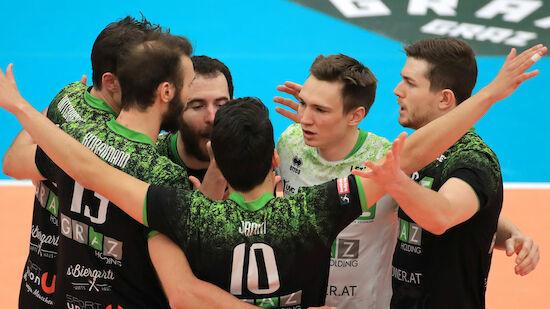 Graz legt im AVL-Finale sensationell nach