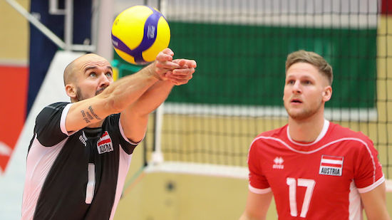 ÖVV-Nationalteams in Silver League ohne Satzgewinn