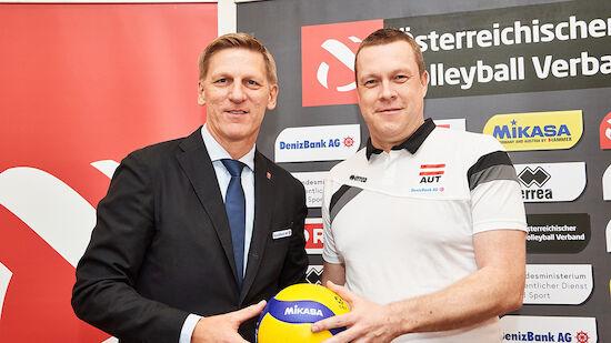 ÖVV-Team will den Einzug in die Golden League
