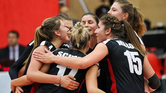 ÖVV-Damen in Tests gegen Norwegen souverän