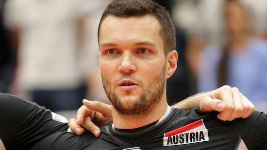 Österreichs EM-Topscorer Thomas Zass hört auf