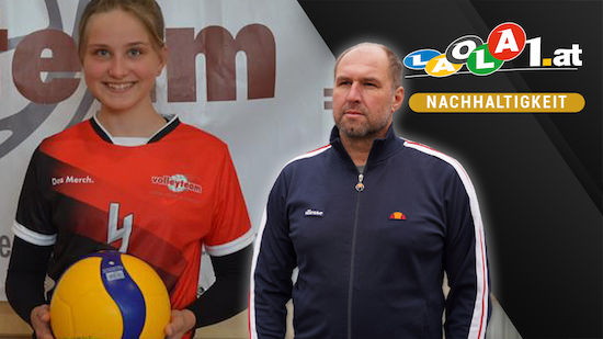 Nachhaltige Sport-Shirts: volleyteam macht's vor
