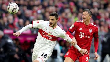 Wett-Tipps: Stuttgart - FC Bayern