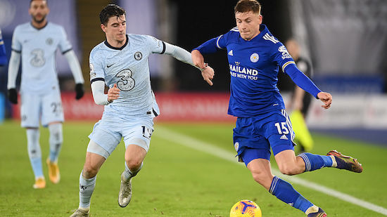 Sportwetten: Chelsea FC - Leicester City
