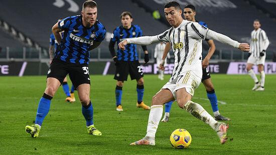 Sportwetten: Juventus Turin - Inter Mailand