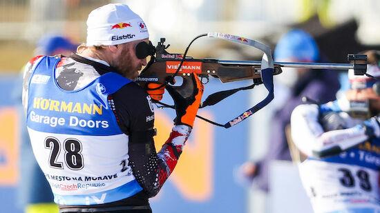 Eder im Östersund-Sprint in den Top 15