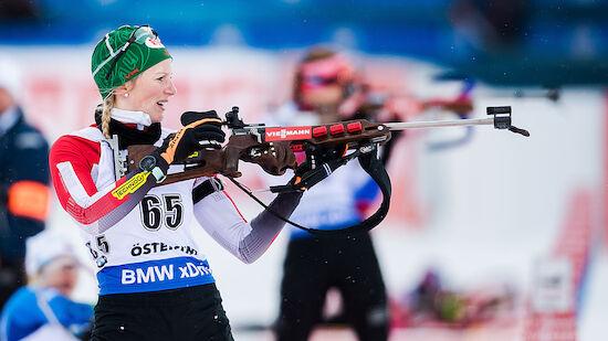 Hauser sprintet in Östersund in die Top 5