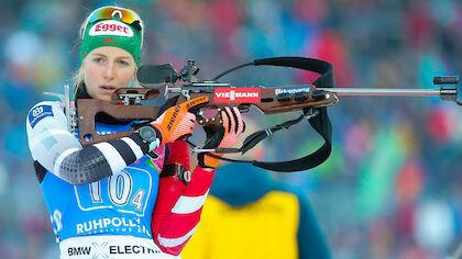 Sportlerin des Jahres: Lisa Hauser (Biathlon)