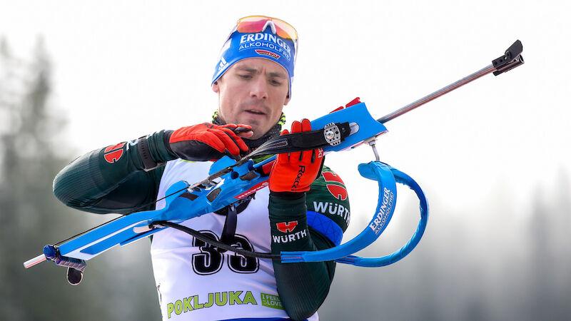 Biathlon-Weltmeister beendet Saison vorzeitig