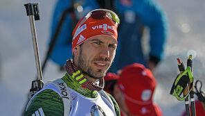 Biathlon-Ass über Österreicher:
