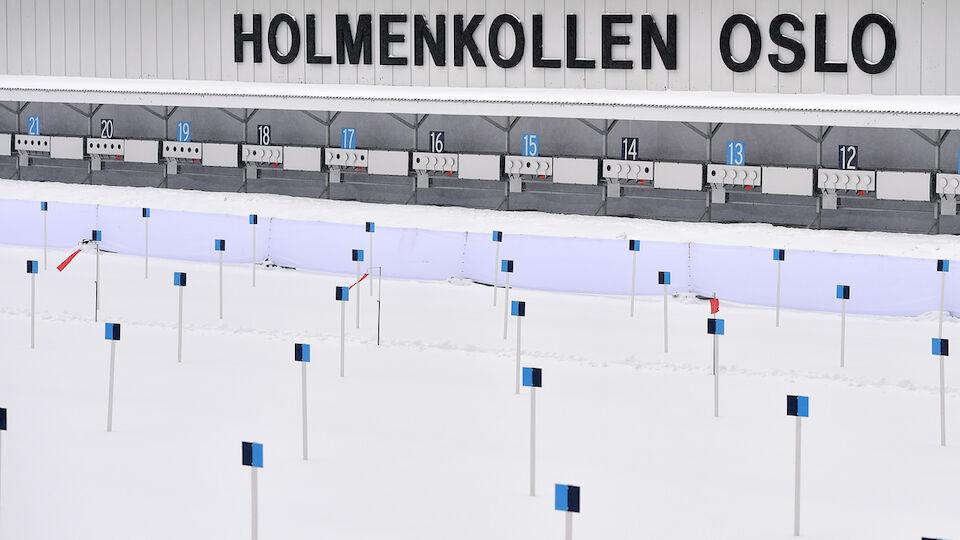 Biathlon WM 2016 in Oslo: Die Titelkämpfe in Bildern