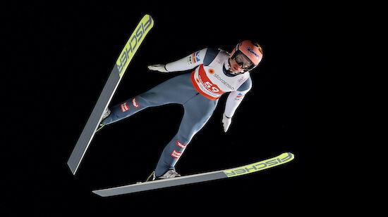 WM: Stefan Kraft gewinnt Großschanzen-Quali
