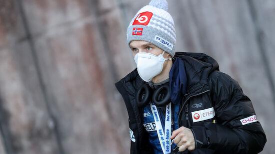 Granerud: Norweger mit Angst vor Corona-Test