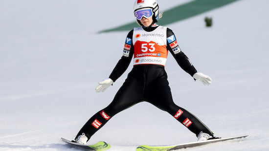 ÖSV-WM-Team für Normalschanze ohne Chiara Hölzl
