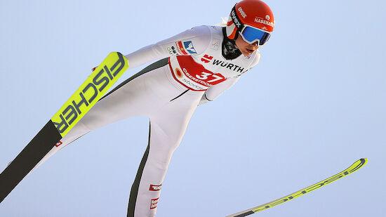 Marita Kramer springt zu Double-Sieg in Russland