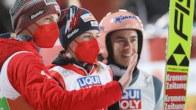 """ÖSV-Mixed-Team: """"Waren heiß auf Medaille"""""""