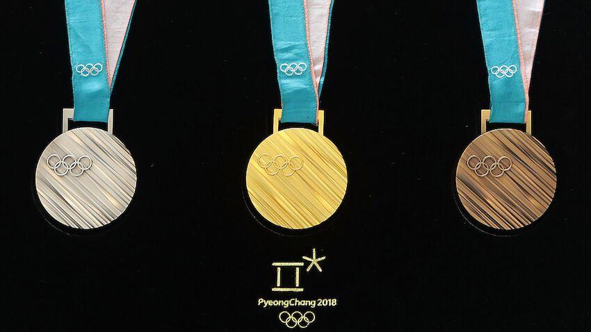 Gewicht Goldmedaille Olympia